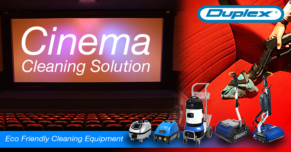 Cinema Cleaning Solutions