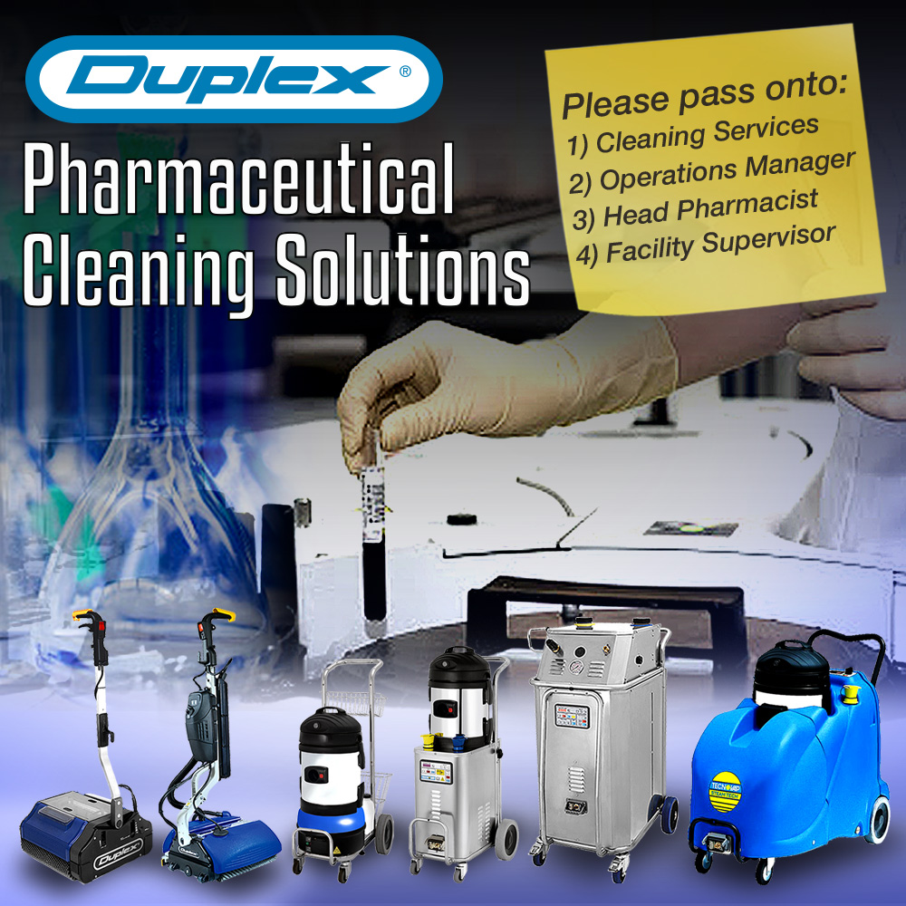Pharmaceutical Cleaning Solutions