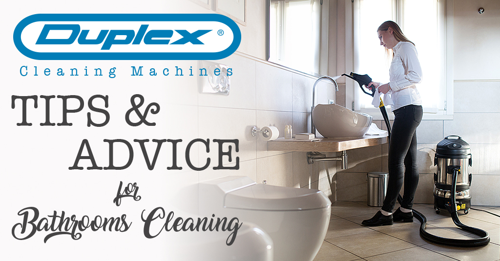 How To Clean Bathroom Cleaning Machines Australia