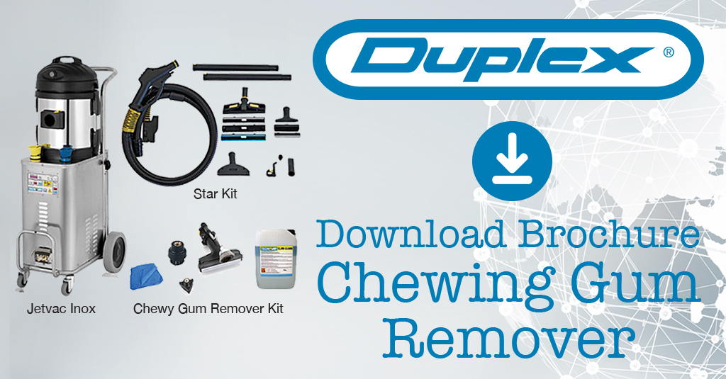 Download Chewy Gum Remover brochure banner