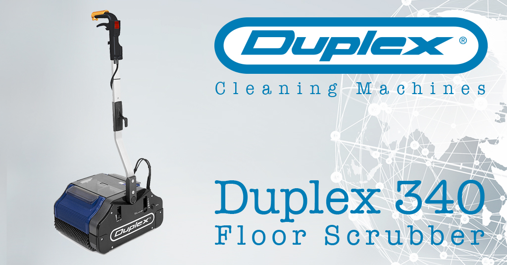 Duplex 340 Floor Cleaner