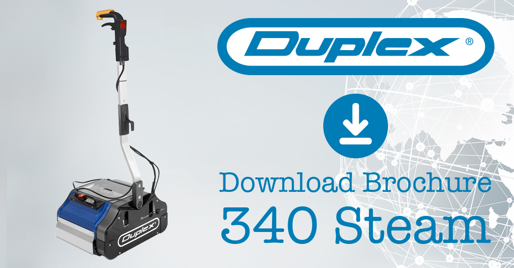 Download Duplex 340 Steam brochure banner