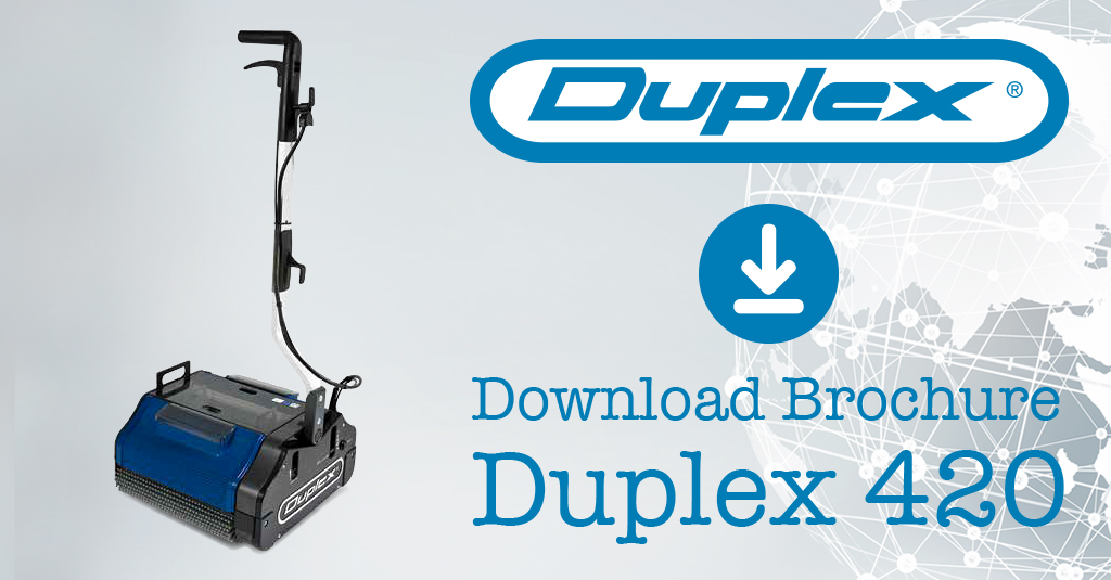 Download Duplex 420 brochure banner