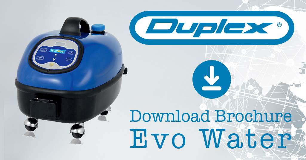 Download Evo Water brochure banner