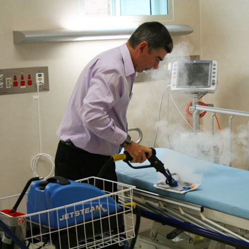cleaning systems for healthcare industries