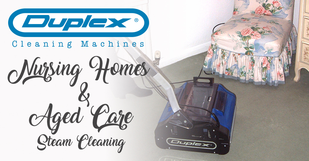 aged care cleaning image banner