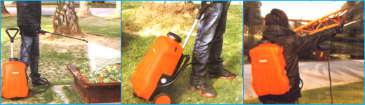 use this pressure washer anywhere you need a reliable jet of pressurised water