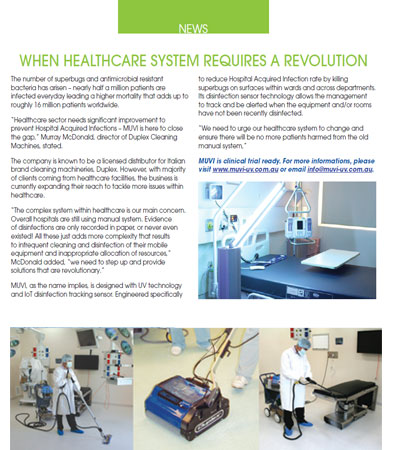 When healthcare system require a revolution
