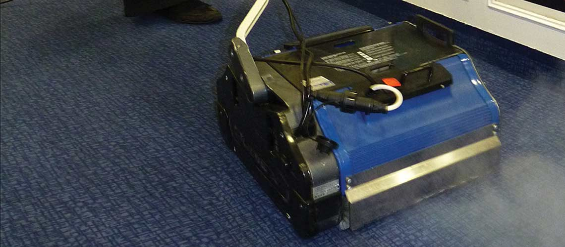 carpet steam cleaning machines, for industrial and commercial use in domestic applications and commercial buildings
