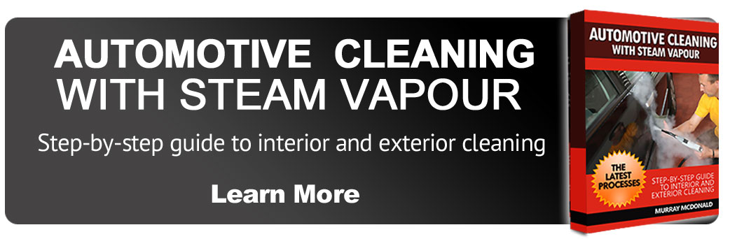 Car Steam Cleaning banner