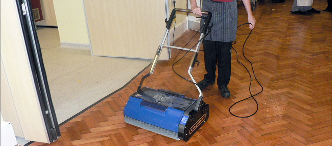 niche cleaning company specialised equipment