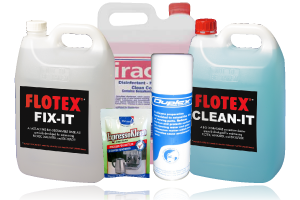 chemicals for effective cleaning