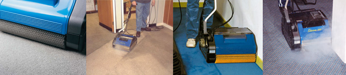 get started in business as a carpet cleaner, with our comprehensive, all-inclusive package for entrepreneurs