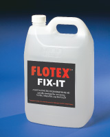 stains displaced and flotex deodorised, with our purpose-made solution