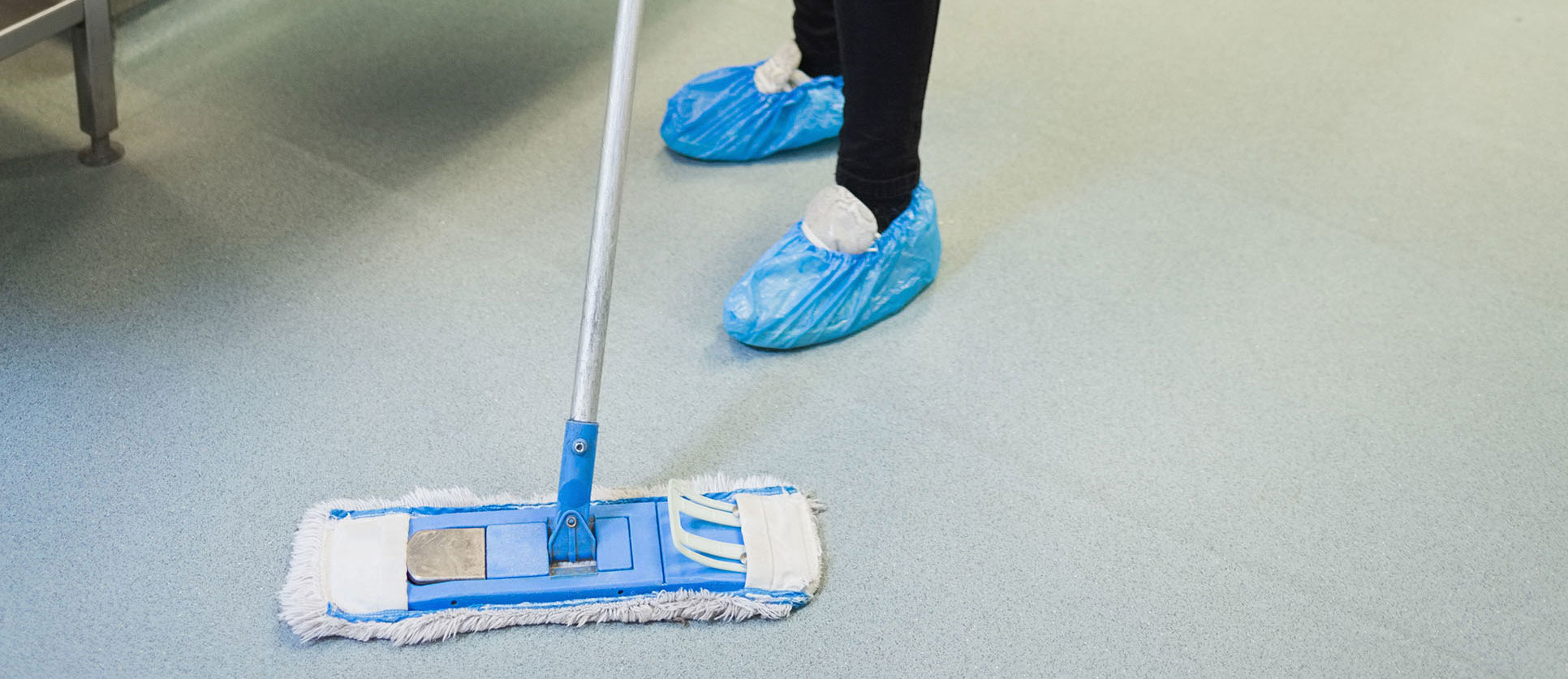 Cleaning and Disinfection of Hospital Floors - The Best Methods
