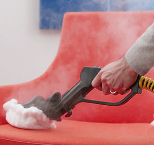 How to clean upholstery without chemicals