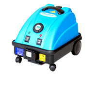no need to add chemicals to your cleaning routine, when you harness the power of high pressure, dry steam vapour vacuum cleaning equipment