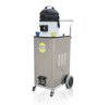 clean heavy industrial jobs without the use of chemicals- utilise the power of nearly-dry steam vapour, from this industrial grade vacuum