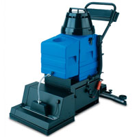 industrial grade floor cleaning machine, designed to operate in harsh environments