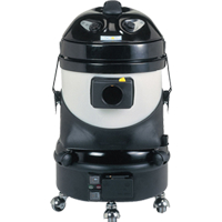 water filtered wet and dry vacuum system designed for commercial cleaning contractors looking for an inexpensive machine