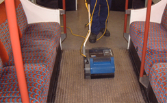 Coach and Transport Cleaning Solutions