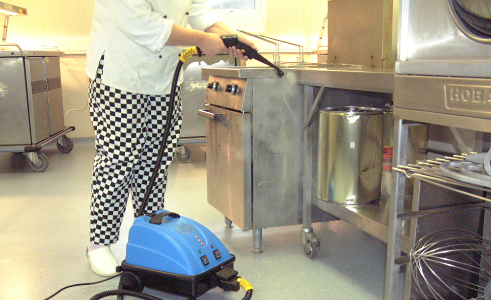Industrial Cleaning Equipment for Food Handling