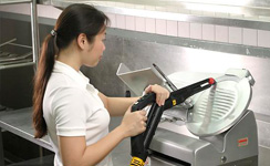 Food and Beverage Industrial Cleaning