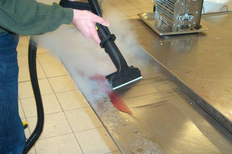 Stainless Surfaces cleaning cleaning