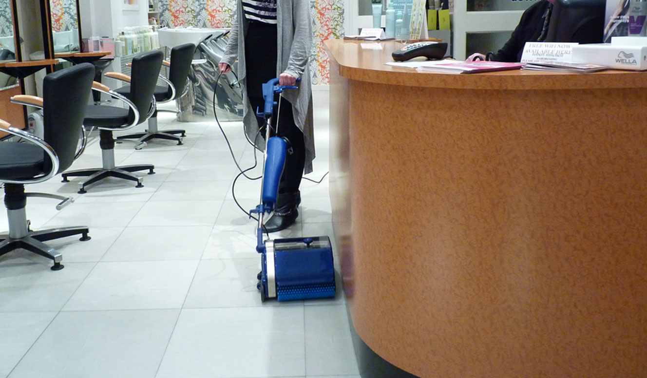 Salon Cleaning Solutions