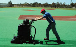 Sports Centre Cleaning Solutions