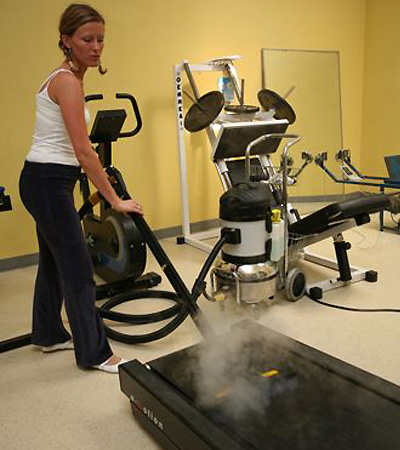 Why gym could be making you sicker not healthier