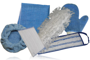 microfibre is a highly absorbent product, created to make cleaning easier.