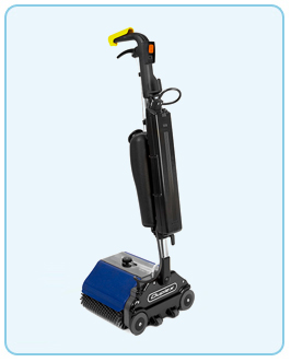 battery operated mini floor cleaner