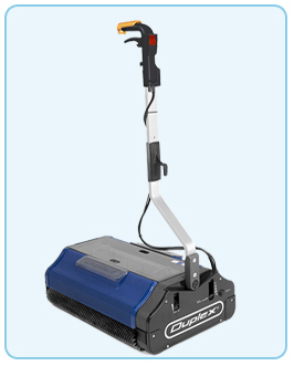 Duplex 620 wide path carpet and floor cleaner