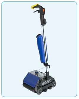 Duplex 280 Mini Carpet and Floor Cleaner Sweeper