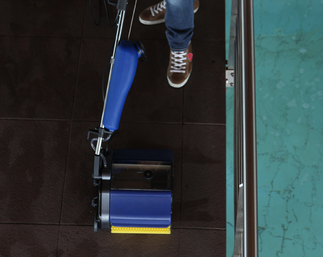 floor cleaning machine to effectively scrub, wash, extract dirt and dry carpets, timber floors and tiles, in a single pass