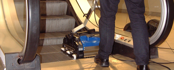 Duplex Escalator