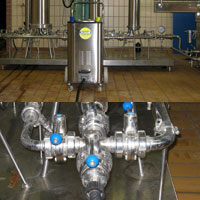 Bottling Line application