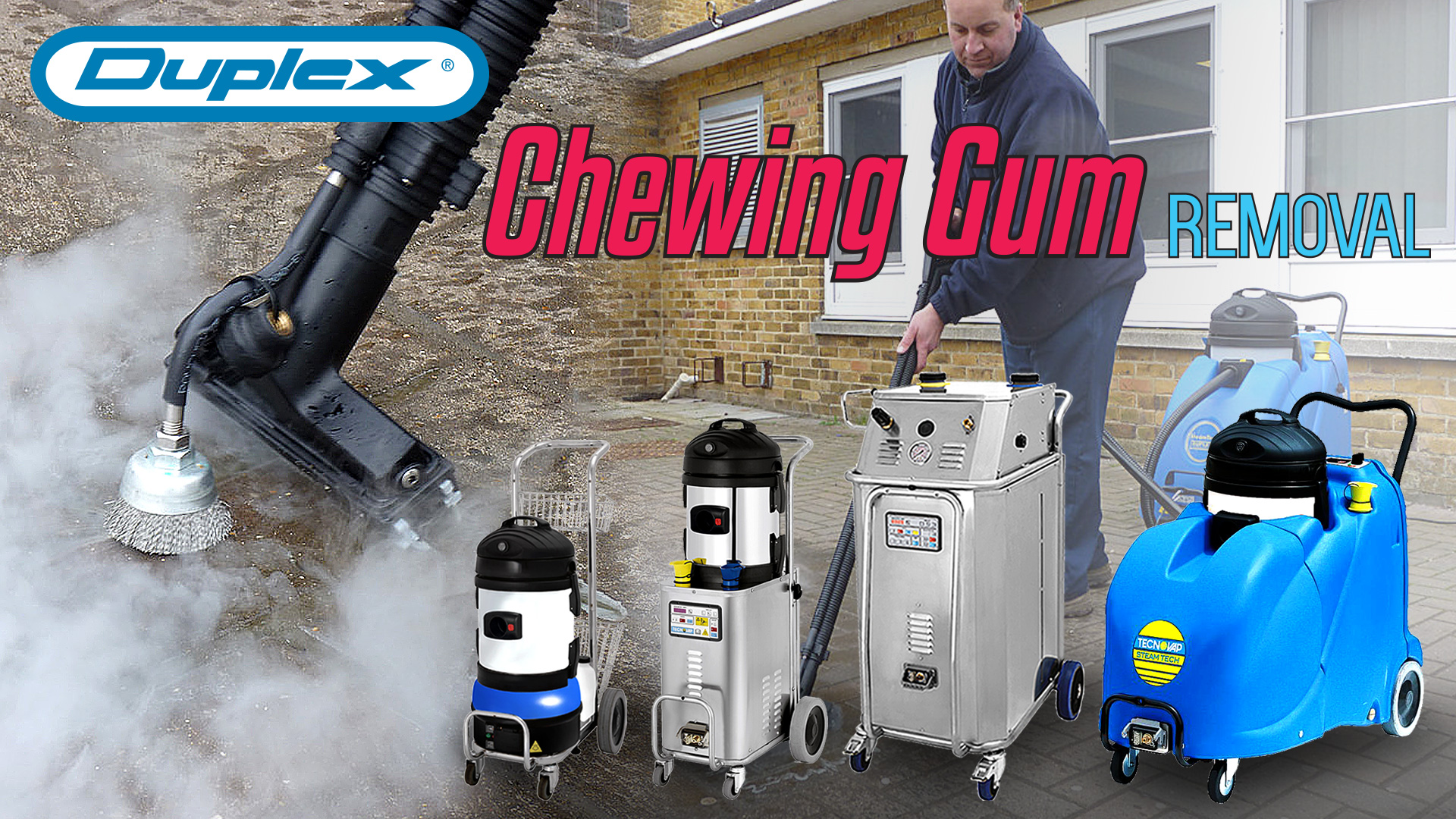 Gum removal system