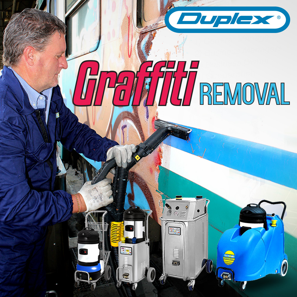 graffiti removal system