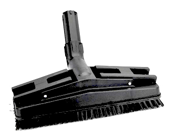 rectangular brush for commercial vacuum steam cleaning equipment