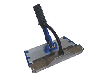 a flexible, 220mm wide mini mop accessory for steam cleaning equipment