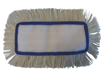 mop head made from cotton, designed to complement professional steam cleaning equipment