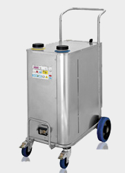 floor steam cleaning machine for commercial contract cleaners