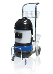 Jetvac Junior- a powerful industrial steam cleaner
