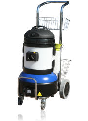 utilise the mobile cleaning power of the Jetvac professional
