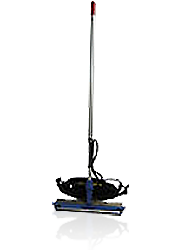 Thermoglide Steam Mop- a powerful sanitising system for use in vet clinics and animal operating theatres.