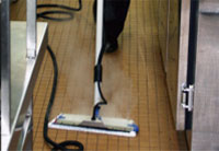 General Vet Practice Cleaning, using our comprehensive suite of industrial cleaning products
