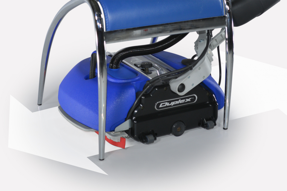 duplex lithium evolve dual direction cleaning