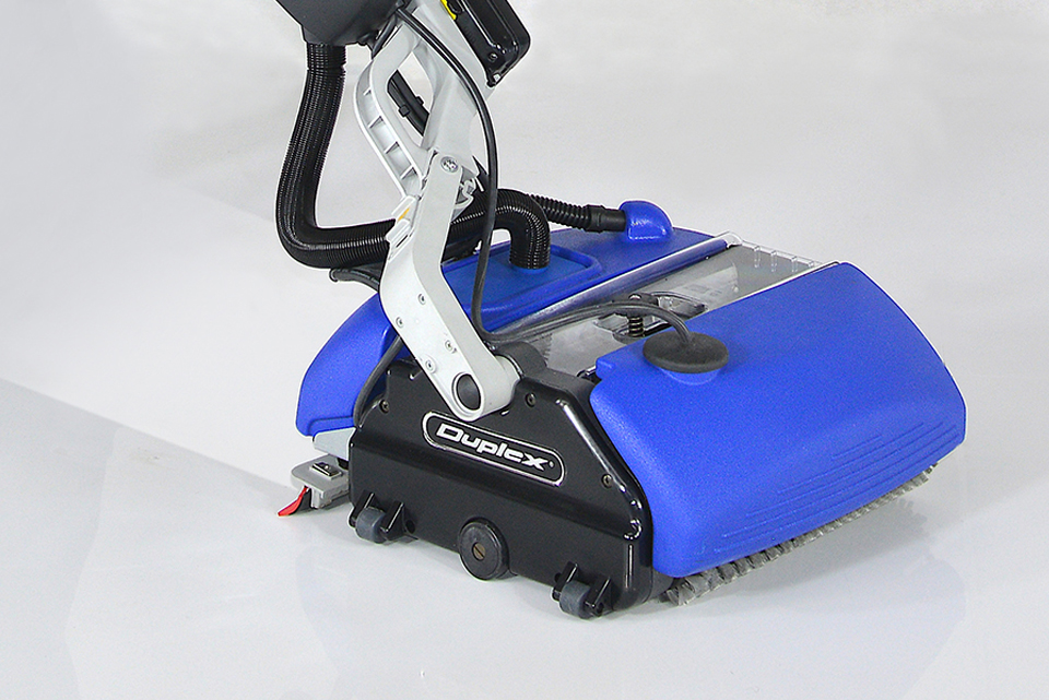 duplex lithium evolve portable-manouverable floor cleaning machine